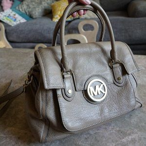Michael Kors Margo Convertible Satchel Crossbody